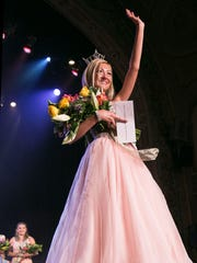Madison Heichel, of Lexington, was crowned Miss Ohio's