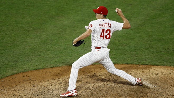Nick Pivetta headlined the return from the Phillies as the Red Sox made a trade Friday night.