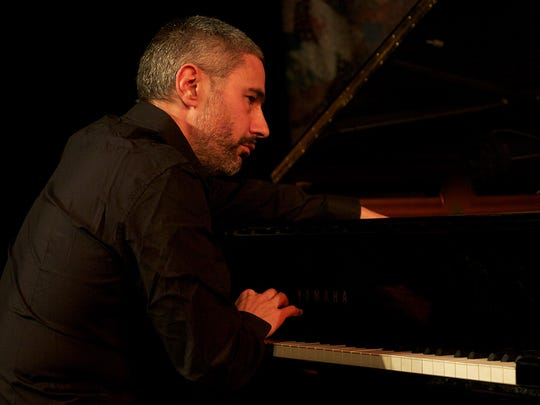 Jazz pianist Jean-Michel Pilc performs Saturday at Middlebury College.