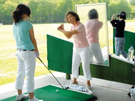 Closter Golf Center.