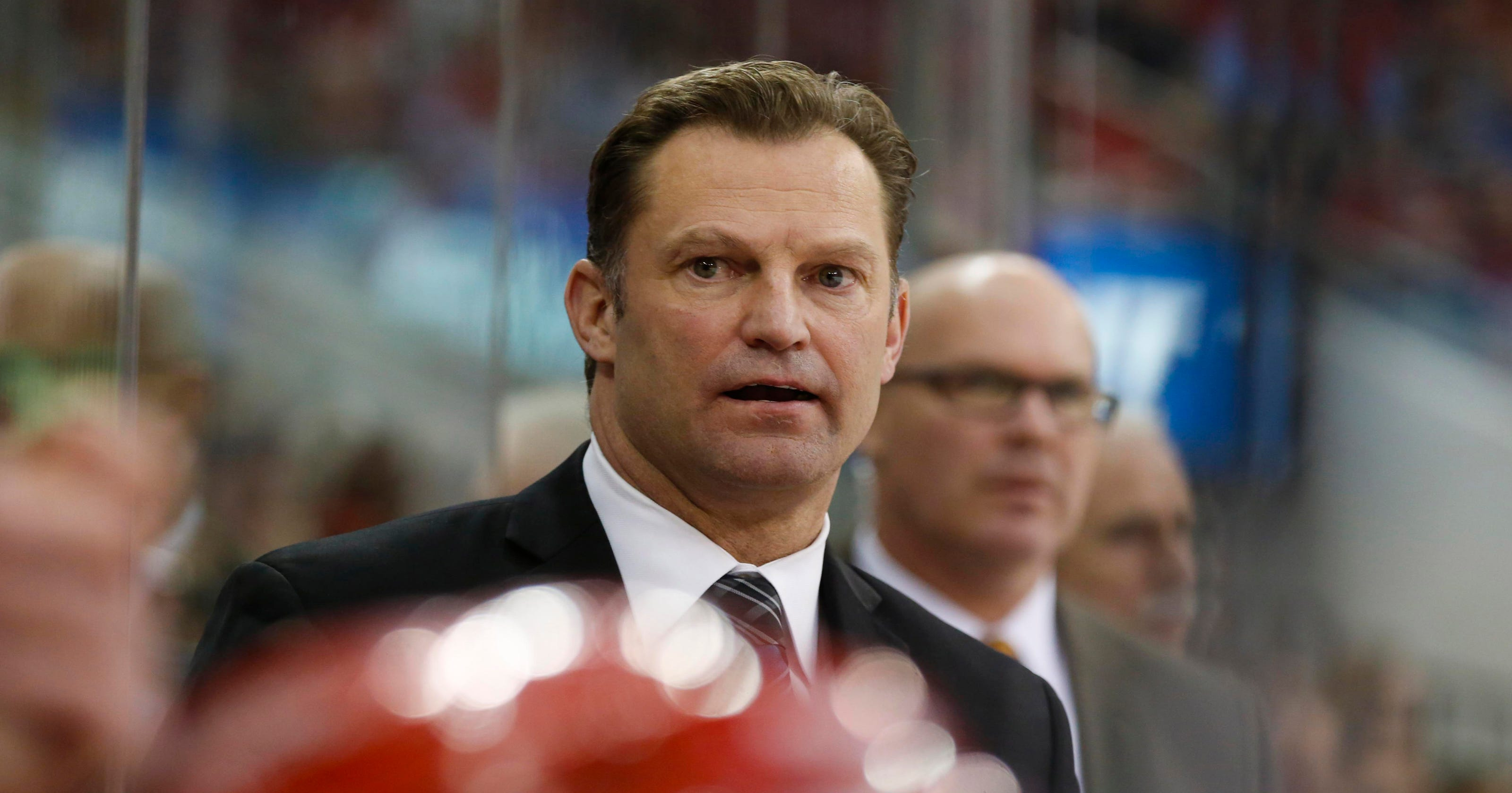 16111b5dd Kirk Muller hired as Blues assistant coach