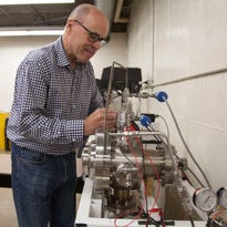 A Southern Utah scientist is studying potentially the most dense material in our solar system