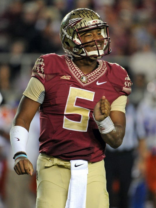 Tampa Bay Buccaneers select Jameis Winston with top pick of NFL draft 0ae9c61a2f4