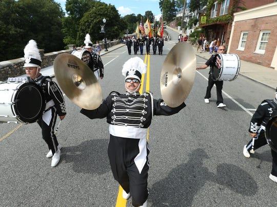 boonton fire parade