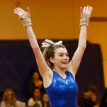 Harrison gymnastics leaps to sectional contender