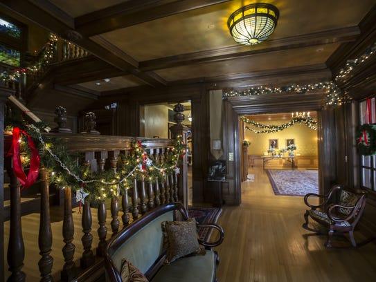 The Deck the Halls exhibit opens Nov. 18 at the Oshkosh