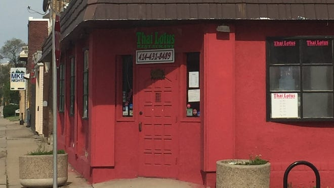 The last dinner at the original Thai Lotus at 3800 W. National Ave. will be May 20. A takeout-only Thai Lotus with delivery is at 1000 E. Locust Ave. in Riverwest.