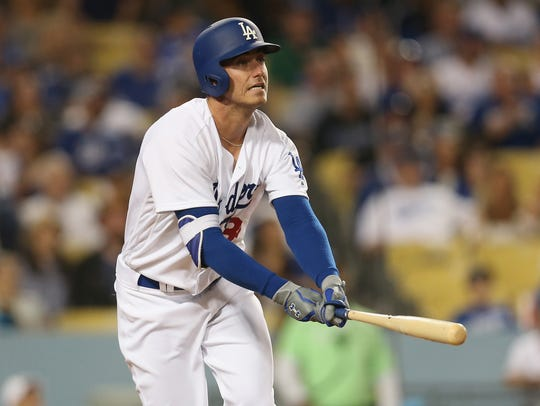 Cody Bellinger of the Los Angeles Dodgers has made