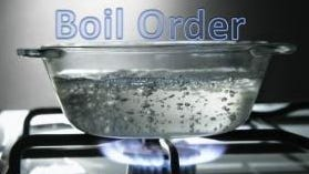 The water boil advisory issued Sunday in Alexandria has been lifted.