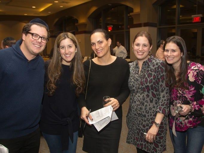 Daniel and Lindsay Setton, Sheerlee Itzhaki, Jordana