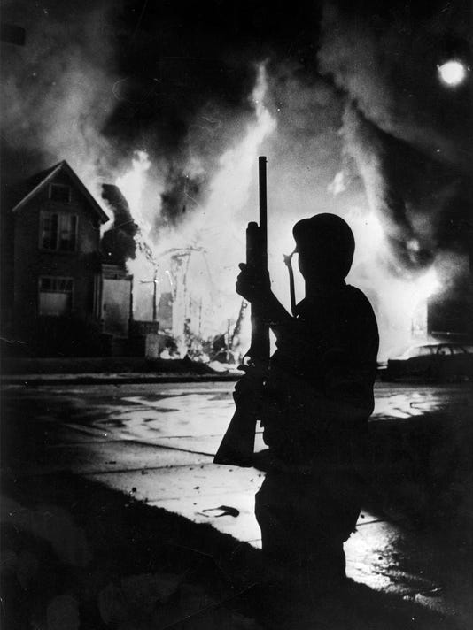 A TIME OF UNREST / MILWAUKEE'S RIOTS AND THEIR LEGACY