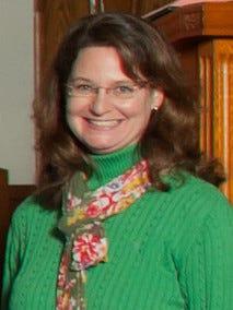Colleen Richards, headmaster of St. John Bosco School and Chesterton Academy of Rochester.