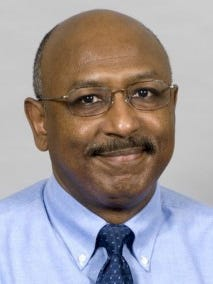 Johnny Brown, a math professor at Purdue University, received the Dreamer Award Jan. 19, 2016 The award highlights individuals who embody Martin Luther King Jr.'s vision of service and the university's commitment to diversity.