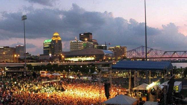 Forecastle Festival helps Louisville rank as a U.S. city with a top music scene