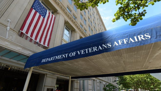 The U.S. Department of Veterans Affairs.