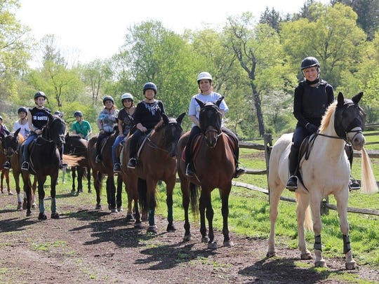 Lord Stirling Stables in the Basking Ridge section of Bernards will offer a Mother's Day Ride on May 14.