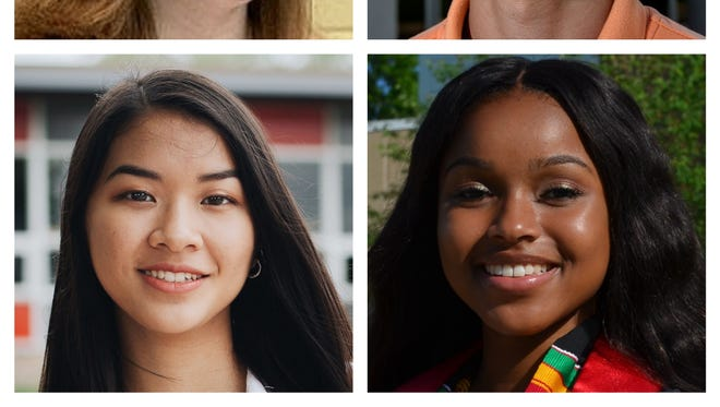 These four high school seniors beat the odds to graduate.