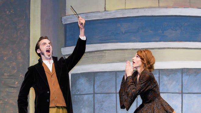 """""""Sweeney Todd"""" runs from July 7 to July 23 at the Shasta College Theater."""