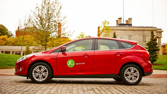 ZipCar is expanding to seven airports.