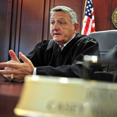 Ex-judge Casey Moreland pleads guilty to federal charges after investigation