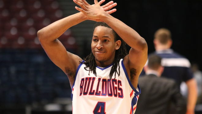 Louisiana Tech point guard Speedy Smith didn't make the LSWA All-Louisiana first team despite winning Conference USA Player of the Year.