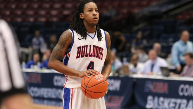 Speedy Smith will start his professional basketball journey after winning the 2015 Conference USA Player of the Year.