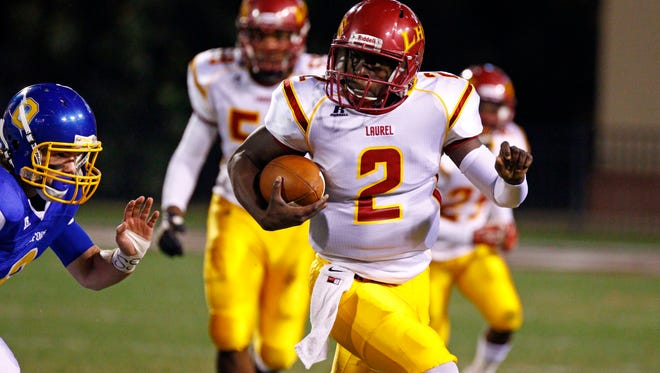 Laurel's Keon Howard is the 12th player selected to the 2015 Dandy Dozen.
