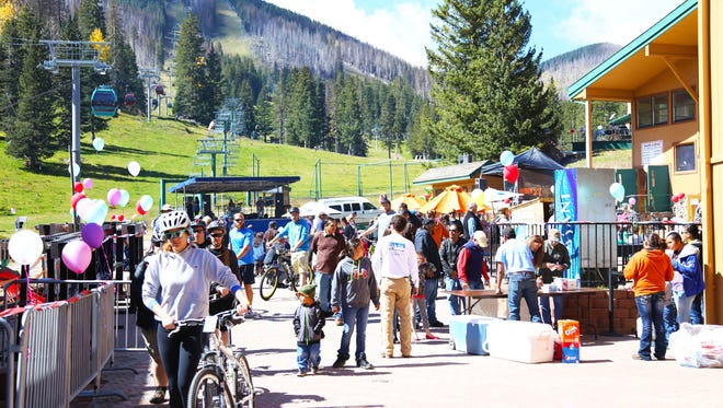 Join Ski Apache for the annual Party on the Mountain 11 a.m. to 5 p.m. Saturday.