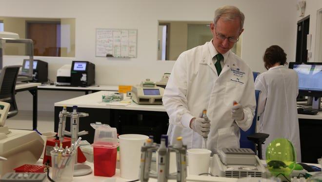 The Intermountain Healthcare Precision Genomics Core Laboratory.