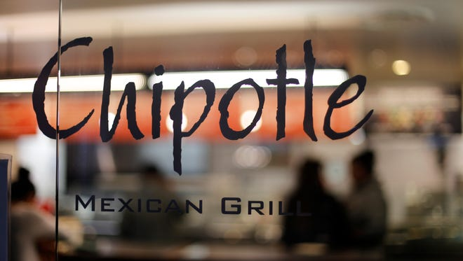 Chipotle said it has been served with a federal grand jury subpoena as part of a criminal investigation tied to a norovirus outbreak this summer at one of its restaurants in California.