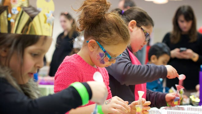 The community is invited to attend a Family Carnival hosted at the Shimon and Sara Birnbaum JCC on Sunday, March 6 from 12:30-4:00pm.  The JCC is located at 775 Talamini Road in Bridgewater.  For additional information please contact the JCC at 908-725-6994 x201 or visit www.ssbjcc.org.