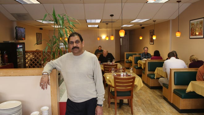 Gurdeep Bajwa and his wife, Amandeep Bajwa, opened Cuisine India in late October 2015 in the space that was formerly Taj Majal restaurant at 1220 State St.
