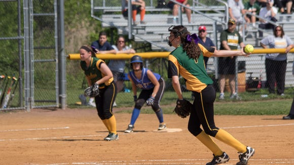 Pearl River and Lakeland battled in the Section 1 Class A  final at North Rockland H.S. in Thiells on Saturday.