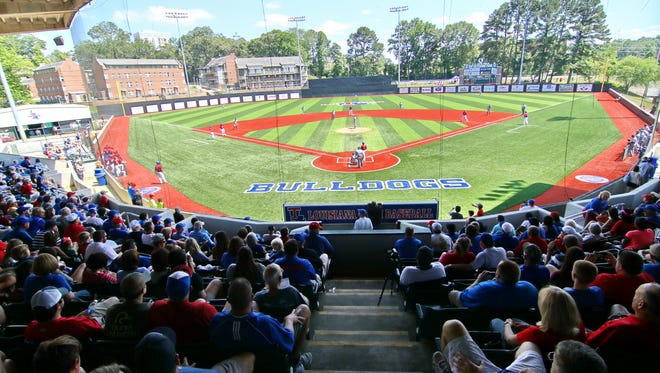 Louisiana Tech is looking to build on a 42-win season by boosting the program from an administrative standpoint. Tech averaged 1,012 fans this year, up from 467 in 2014.