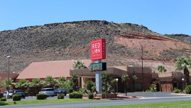 The Red Lion Hotel, located on Bluff Street, is undergoing a renovation that hotel administration said is grossly overdue.