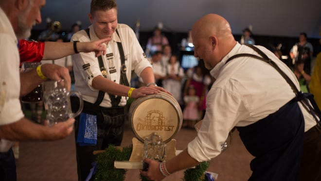 Fort Bliss will continue its Oktoberfest tradition Sept. 23-25 at Biggs Park. Tickets go on sale on Aug. 12.