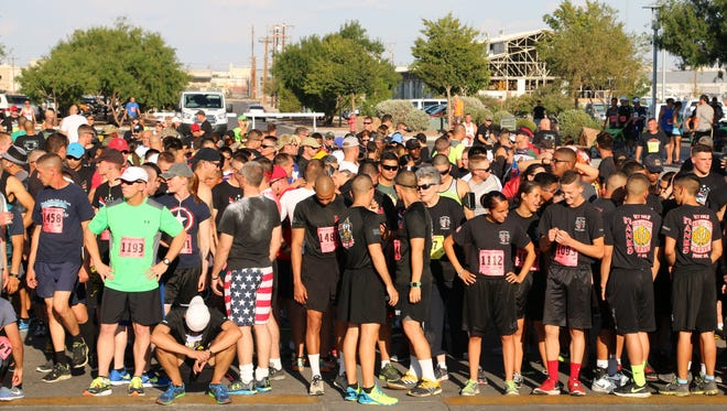 The German American Night Run will be Sept. 10 at Freedom Crossing.