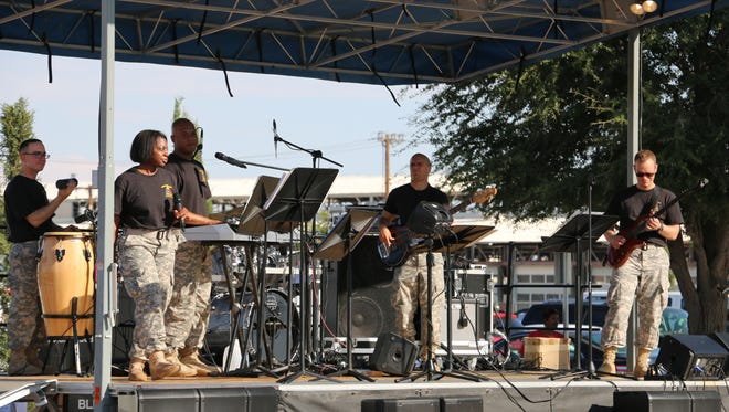 The German American Night Run is Sept. 10 at Freedom Crossing. It features entertainment before and after.