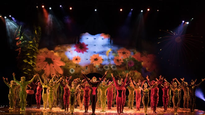 The legendary Cirque du Soleil returns to Loveland's Budweiser Event Center January 11 – 15, 2017. This time, a new arena show OVO comes to delight Northern Colorado audiences.