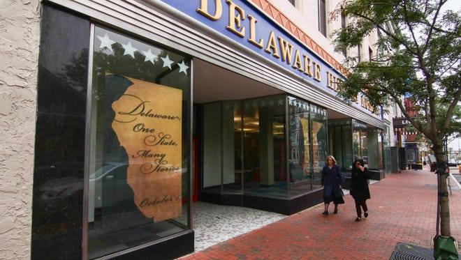 A view of the newly renovated Delaware History Museum, site of the New Center for African American Heritage exhibition Friday, September. 30, 2016, in Wilmington.