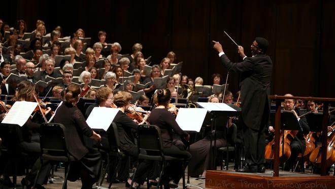 Tallahassee Community Chorus' spring concert