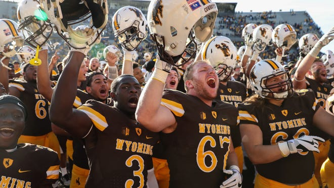 Wyoming has already doubled its win total from last season.