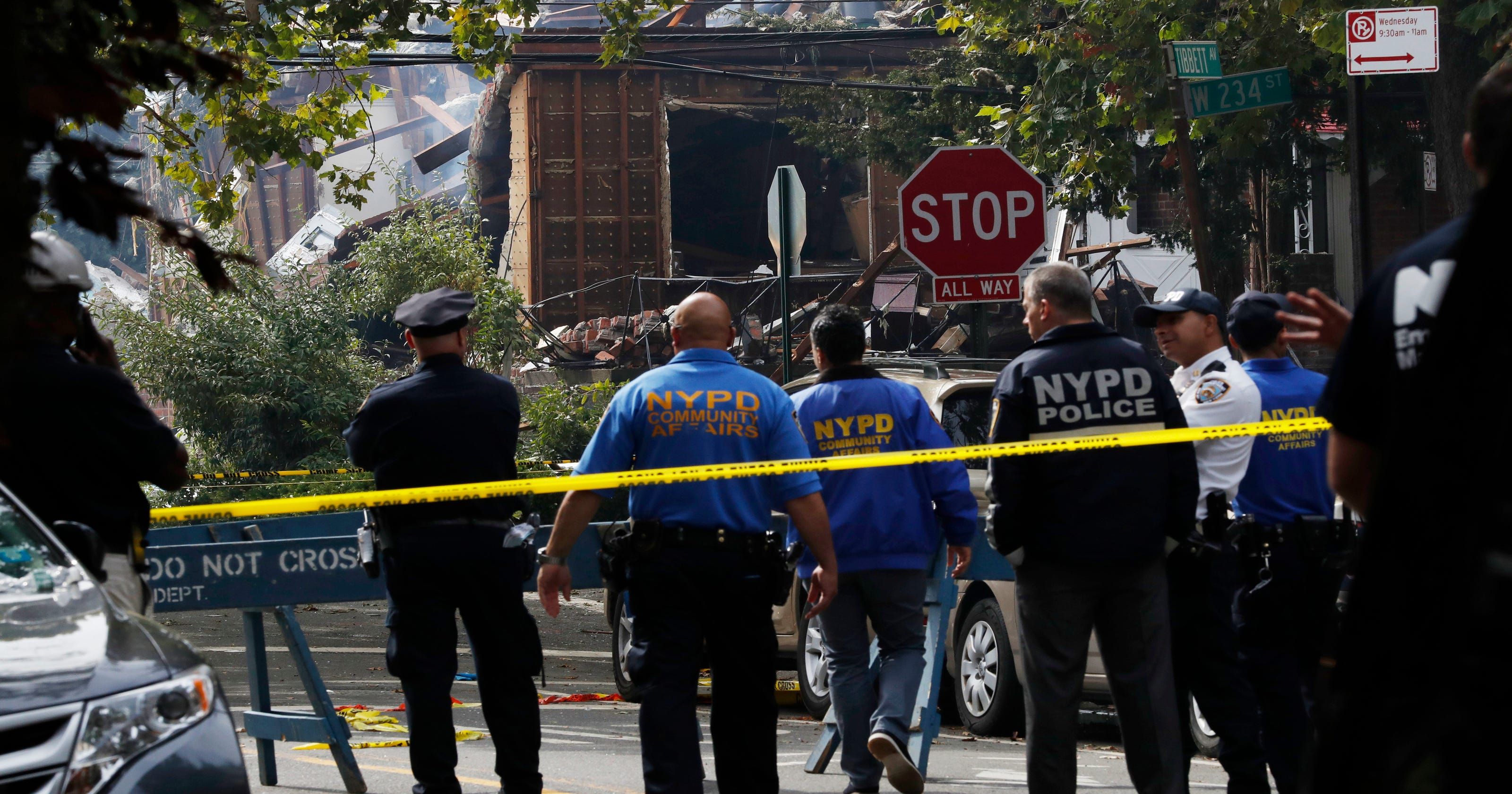 2 indicted in Bronx blast that killed FDNY battalion chief