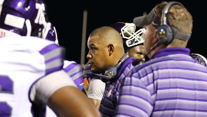 Haywood head coach Steve Hookfin's Tomcats have enough talent for the program to go on a historic run the next year or two.