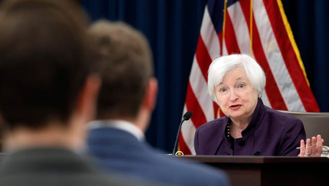 Fed officials, including Chair Janet Yellen, have sought a faster pickup in wage growth and inflation before raising interest rates again.