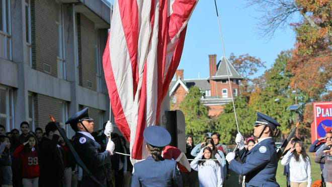 Events marking Veterans Day will be taking place throughout Central Jersey.