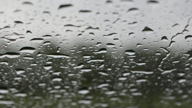Rain is expected across northeastern Louisiana this weekend.