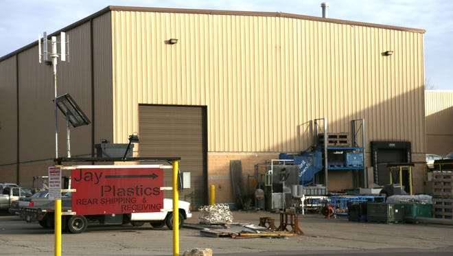 Jay Plastics is located on 1595 West Longview Avenue in Mansfield.