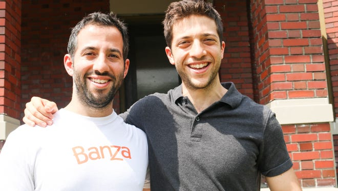 Brian and Scott Rudolph and created Banza, a chickpea pasta.