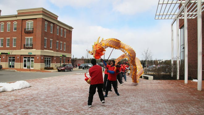 The Plainsboro Public Library will be celebrating the Year of the Rooster on Saturday, February 4th, from 12:00-4:30 p.m with traditional Chinese arts, crafts, food, dances, games and lantern riddles.